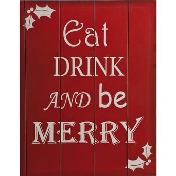 Wonen Feestelijke decoraties Christmas Shop RW5111 Rood