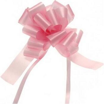 Wonen Feestelijke decoraties Apac SG5014 Baby Roze