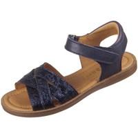 Schoenen Kinderen Sandalen / Open schoenen Bisgaard 702931211426 Bleu marine