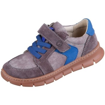 Schoenen Kinderen Lage sneakers Ricosta Silas Bleu, Beige, Marron