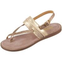 Schoenen Meisjes Sandalen / Open schoenen Bisgaard 719321211128 Doré