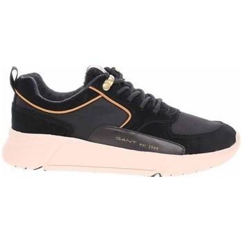 Schoenen Dames Lage sneakers Gant Cocoville Noir, Rose
