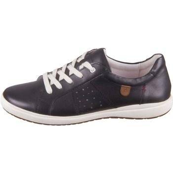 Schoenen Dames Lage sneakers Josef Seibel Caren 01 Noir