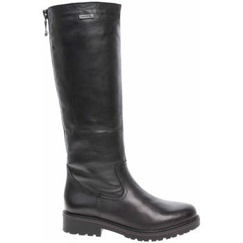 Schoenen Dames Hoge laarzen Remonte Dorndorf R657601 Noir