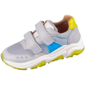 Schoenen Kinderen Lage sneakers Bisgaard 407301211530 Gris, Bleu, Jaune