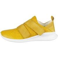 Schoenen Dames Lage sneakers Think Waiv Jaune