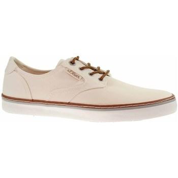 Schoenen Heren Lage sneakers S.Oliver 551362026400 Creme