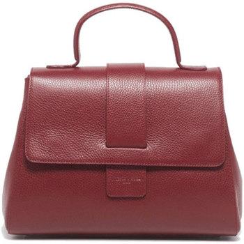 Tassen Dames Handtassen kort hengsel Victor & Hugo KAY BORDEAUX