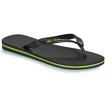 Schoenen Heren Slippers Ipanema CLASSICA BRASIL II Zwart