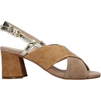 Schoenen Dames Sandalen / Open schoenen Carmens Padova 45310 Bruin