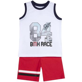 Textiel Kinderen Trainingspakken Chicco 09076975000000 Wit