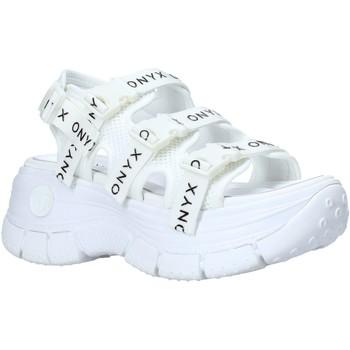Schoenen Dames Sandalen / Open schoenen Onyx S21-S00OX020 Wit