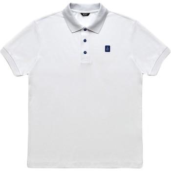 Textiel Heren Polo's korte mouwen Refrigiwear RM0T19001PX9032 Wit