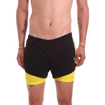Textiel Heren Korte broeken / Bermuda's Colmar 0909 1QF Zwart