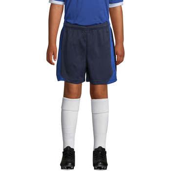 Textiel Jongens Korte broeken / Bermuda's Sols OLIMPICO KIDS pantalón corto Azul