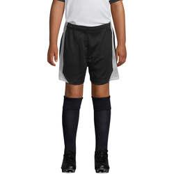 Textiel Jongens Korte broeken / Bermuda's Sols OLIMPICO KIDS pantalón corto Negro
