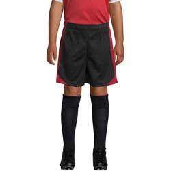 Textiel Jongens Korte broeken / Bermuda's Sols OLIMPICO KIDS pantalón corto Rojo