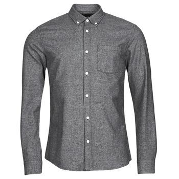 Textiel Heren Overhemden lange mouwen Only & Sons  ONSNIKO Grijs