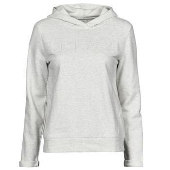 Textiel Dames Sweaters / Sweatshirts Only Play ONPSHAU Wit