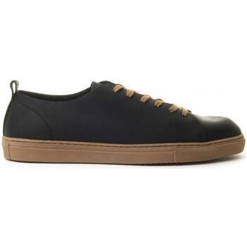 Schoenen Heren Derby Montevita 71853 BLACK