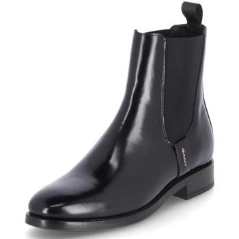 Schoenen Dames Laarzen Gant Fayy Noir
