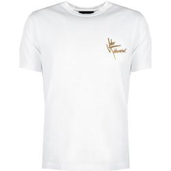 Textiel Heren T-shirts korte mouwen John Richmond  Wit