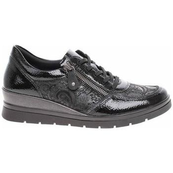 Schoenen Dames Lage sneakers Remonte Dorndorf R070103 Noir