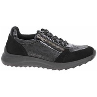 Schoenen Dames Lage sneakers Remonte Dorndorf D570102 Noir, Graphite