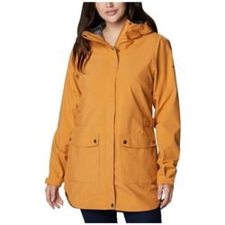 Textiel Dames Jacks / Blazers Columbia Here And There Trench Jacket Orange