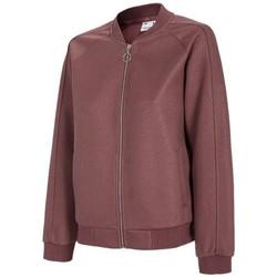 Textiel Dames Sweaters / Sweatshirts 4F BLD021 Cerise