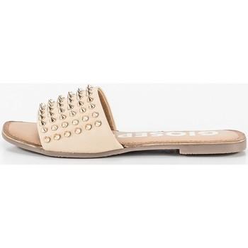 Schoenen Dames Leren slippers Gioseppo 58384 rose