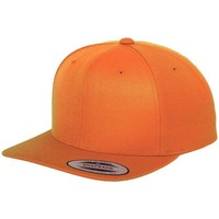 Accessoires Heren Pet Yupoong Snapback Oranje