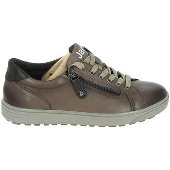 Schoenen Dames Lage sneakers Jana Sneaker 23611 Gris Grijs