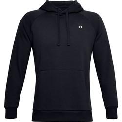 Textiel Heren Sweaters / Sweatshirts Under Armour UA002 Zwart/Onyxwit