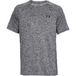 Textiel Heren T-shirts korte mouwen Under Armour UA005 Zwart