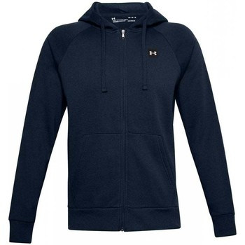 Textiel Heren Sweaters / Sweatshirts Under Armour UA003 Academieblauw/Onyxwit