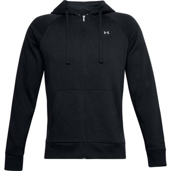Textiel Heren Sweaters / Sweatshirts Under Armour UA003 Zwart/Onyxwit