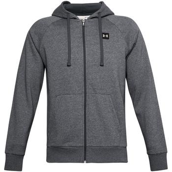 Textiel Heren Sweaters / Sweatshirts Under Armour UA003 Lichtgrijs Heide/Onyx Wit