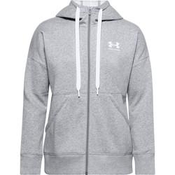 Textiel Dames Sweaters / Sweatshirts Under Armour UA009 Staal Grijs/Witte Heide