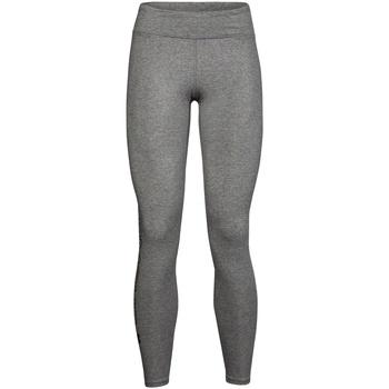 Textiel Dames Leggings Under Armour UA027 Koolstof Heather/Zwart