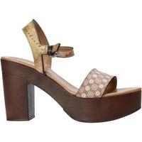 Schoenen Dames Sandalen / Open schoenen Alviero Martini E112 626A Bruin