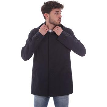 Textiel Heren Mantel jassen Navigare NV68103 Blauw