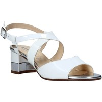 Schoenen Dames Sandalen / Open schoenen Valleverde 38412 Wit