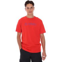 Textiel Heren T-shirts korte mouwen Invicta 4451242/U Rood