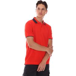 Textiel Heren Polo's korte mouwen Invicta 4452240/U Rood