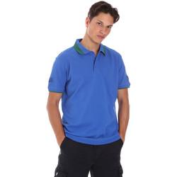 Textiel Heren Polo's korte mouwen Invicta 4452240/U Blauw