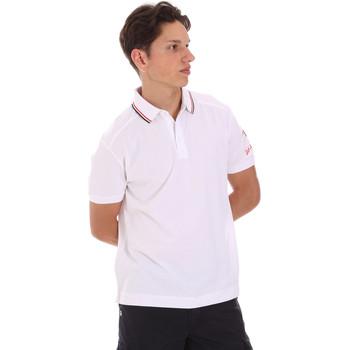 Textiel Heren Polo's korte mouwen Invicta 4452241/U Wit