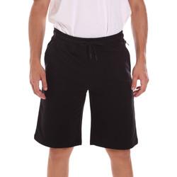 Textiel Heren Korte broeken / Bermuda's Ciesse Piumini 215CPMP71415 C4410X Zwart