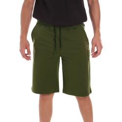 Textiel Heren Korte broeken / Bermuda's Ciesse Piumini 215CPMP71415 C4410X Groen