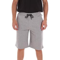 Textiel Heren Korte broeken / Bermuda's Ciesse Piumini 215CPMP71415 C4410X Grijs